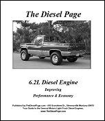 6.2L Diesel Volume I - Copyright 2018 TheDieselPage.com