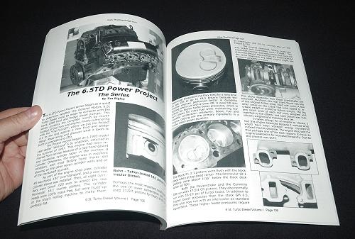 The Diesel Page, 6 5L Turbo Diesel Volume I