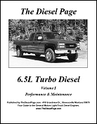 6.5L Turbo Diesel Volume I - Copyright 2018 TheDieselPage.com