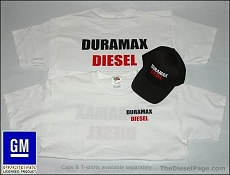 TheDieselPage.com Apparel