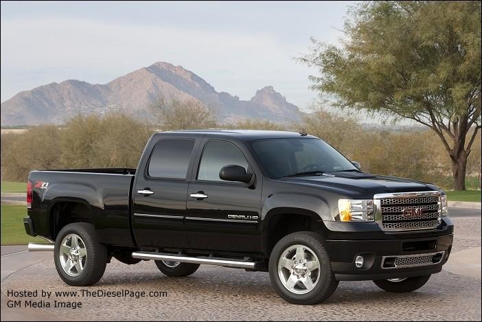 2013 Chevy Duramax Diesel