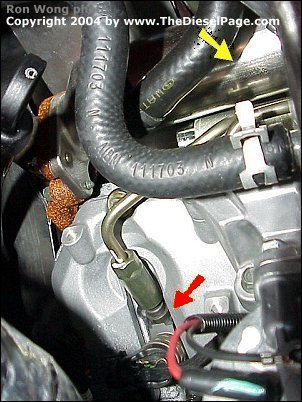 coolant leak help the truck stop lbz turbo coolant lines l what? determining which duramax is