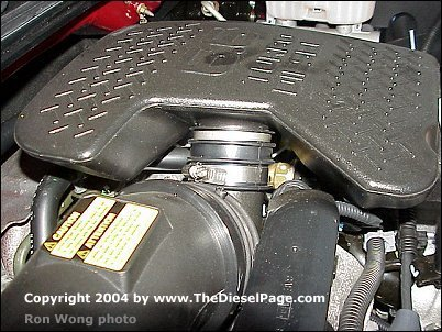 TheDieselPage com, 2004 LLY Duramax 6600 Technology Changes