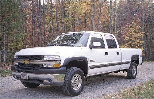 the diesel page member duramax trucks rh thedieselpage com 2001 chevrolet silverado 2500hd service manual Chevrolet 2500HD Z71