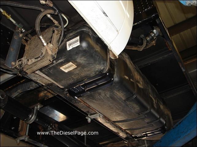 TheDieselPage com - Duramax Diesel Conversion - 1987 Chevy 30