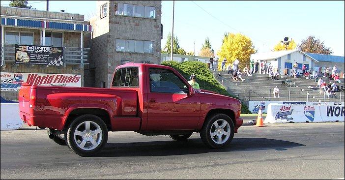 TheDieselPage com's Diesel Hot-Rod - 1989 Chevy Silverado