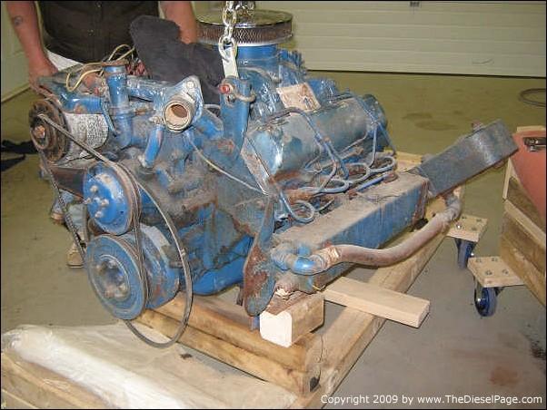 Thedieselpage Com 6 2l Diesel Powered Chris Craft