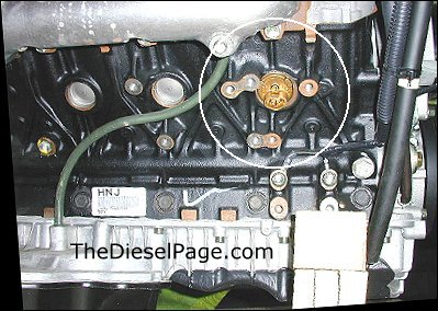 block heater question thedieselpage com forums the heater cord is removable replaceable on a new truck the cord is wrapped and tied back against a wiring harness against the fender well below behind