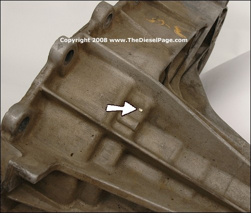 TheDieselPage com - 2001-2007 GM 2500HD/3500 Transfer Case